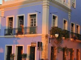 Bahiacafé Hotel, Salvadora