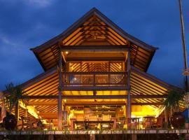 Sanak Retreat Bali, Мундук