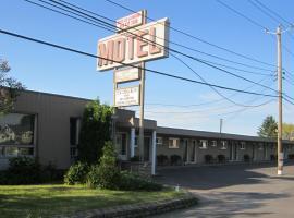 Motel Sainte-Catherine, Sainte-Catherine