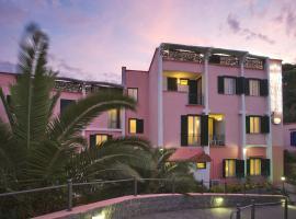 Hotel Antares on the Beach, Ischia (Lacco Ameno yakınında)
