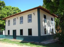 Casarão e Chalés das Mangueiras, Rio Prêto (Near Coronel Cardoso)