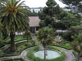 Hacienda La Cienega, Latacunga (Lasso yakınında)