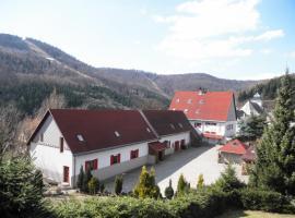 Pension Mikuláš v Krušných Horách, Mikulov v Krušných Horách (Dubí yakınında)