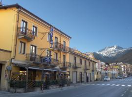 Hotel Susa & Stazione, Susa (Meana di Susa yakınında)