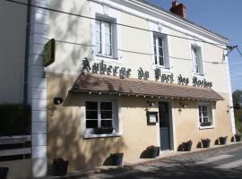 L'Auberge du Port des Roches, Luché-Pringé