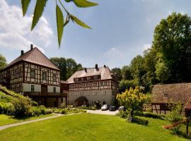 Waldgasthof Wildbad, Burgbernheim (Gallmersgarten yakınında)