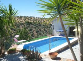 Casa Rural Puerto Carretas, Villaviciosa de Córdoba (Espiel yakınında)