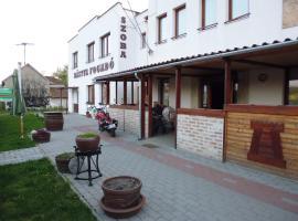Bástya Fogadó, Zalaegerszeg (рядом с городом Pölöske)