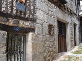 Casa Rural Generoso, Madroñal (рядом с городом Лас-Местас)