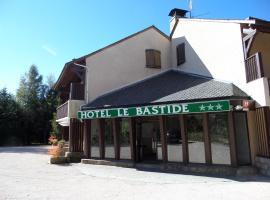 Hôtel le bastide, Nasbinals (рядом с городом Aubrac)