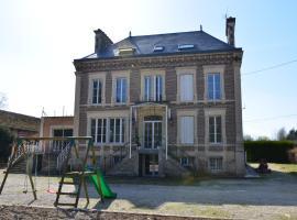 Le Betrot, Estissac (рядом с городом Bucey-en-Othe)