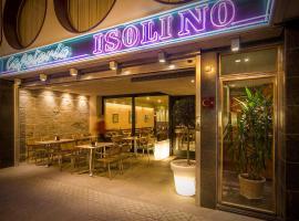 Hotel Isolino, Эль-Грове