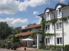 Lindner's Hotel, Bellheim (Rülzheim yakınında)