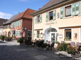 Hotel Engel, Endingen (Riegel yakınında)