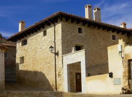 Hotel Casa Valero, Jarque de la Val (Aliaga yakınında)