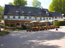 Gaststätte & Pension Oelmuehle, Oberschöna (Brand-Erbisdorf yakınında)