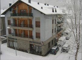 Hotel Puitavaca, Vall de Cardos (рядом с городом Lladorre)