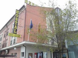 Hostal Vista Alegre, Херия (рядом с городом Villanueva de Duero)