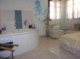 Luisa - Holiday Home in the Golan, Кисрин