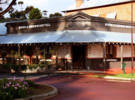 Rose & Crown Hotel, Perth (Bellevue yakınında)