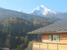 Alpenferienwohnungen Wiesenlehen