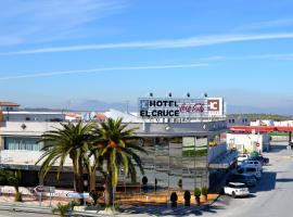 Hotel El Cruce, Moraleda de Zafayona (Salar yakınında)