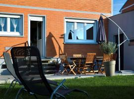 La Maison Orange, Bully-les-Mines (рядом с городом Ablain-Saint-Nazaire)