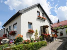 Ferienwohnung Bradsch, Ilmenau (Neuhaus yakınında)