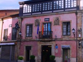 Hotel Carlos I, Villaviciosa (Cazanes yakınında)