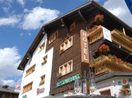 Hotel Tenne, Reckingen - Gluringen (Ritzingen yakınında)
