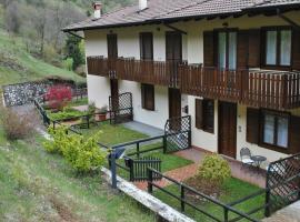 Casa Falcone, Ledro