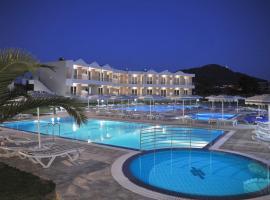 Emerald Hotel, Kremasti