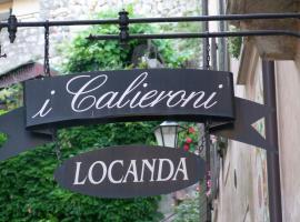 Locanda I Calieroni, Valstagna
