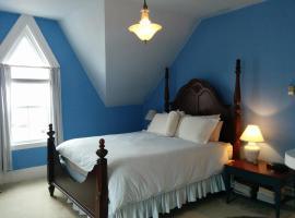 Fairmont House Bed & Breakfast, Mahone Bay (U blizini grada 'Western Shore')
