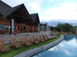 Opuwo Country Lodge, Opuwo