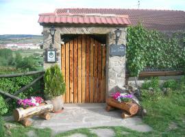Casa Jarque, Cedrillas (Monteagudo del Castillo yakınında)