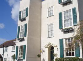 Alcombe House Hotel, Minehead (рядом с городом Dunster)