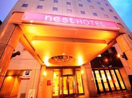 Nest Hotel Sapporo Odori