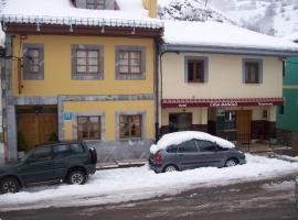 Hotel Restaurante Casa Manolo, Páramo (рядом с городом Villa de Sub)