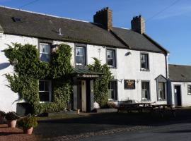 Plough Hotel, Kirk Yetholm (рядом с городом Bury)