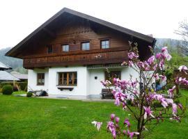 Ferienwohnung Hausjell, Bad Goisern (Kröß yakınında)