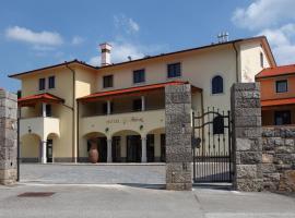 Hotel Malovec, Divača