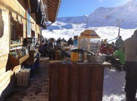 Obere Frutt 9, Frutt (Aelggi Alp yakınında)