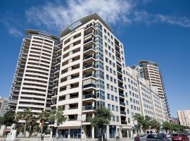 Akira Flats Diagonal Mar Apartments