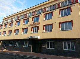 Hotel Apeyron, Český Brod (Vitice yakınında)
