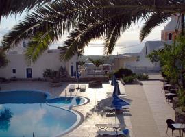 Anatoli Hotel, Fira
