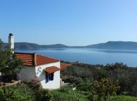 Mourtero House, Kalamakia (рядом с городом Agios Dimitrios)