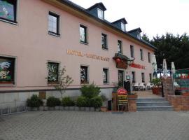 Hotel und Restaurant Peking, Riesa (Zeithain yakınında)