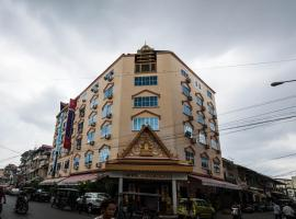 Angkor International Hotel, Phnom Pen