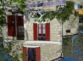 B&B Le Clos des Cigales, Каси (рядом с городом Les Jeannots)